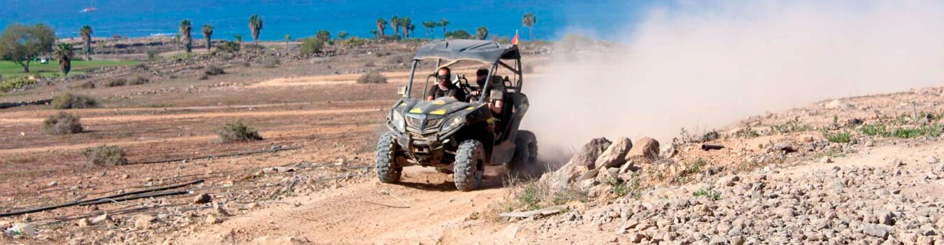 Safari Buggy Tenerife