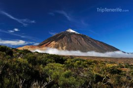 Teide Gigantische Vulkaan
