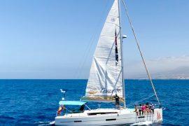 Kailani Sailing Boat