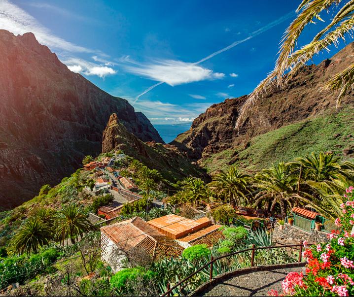 Masca kloof trektocht in Tenerife - Boek via TripTenerife.com