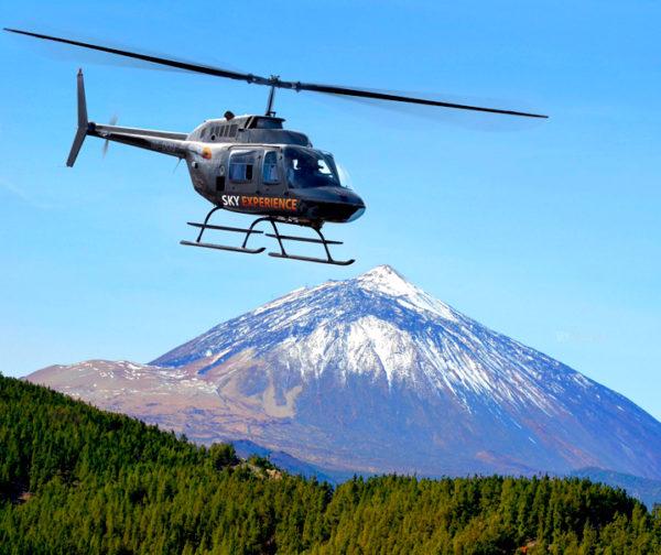 Helikopter Tenerife